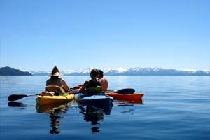 Tahoe Paddle & Oar - North Lake Tahoe Tours