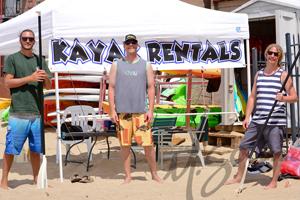 Kayak Rentals Tahoe