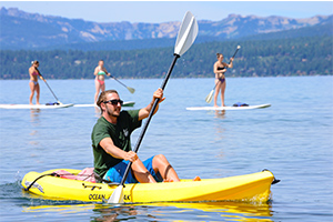 Tahoe Paddle & Oar - North Lake Tahoe Tours