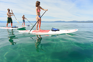 Lake Tahoe Guided Kayak & Paddleboard Tours