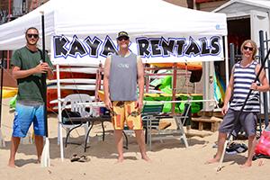 Kayak & SUP Rentals Tahoe