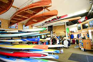 Tahoe Paddle & Oar - North Lake Tahoe Sales